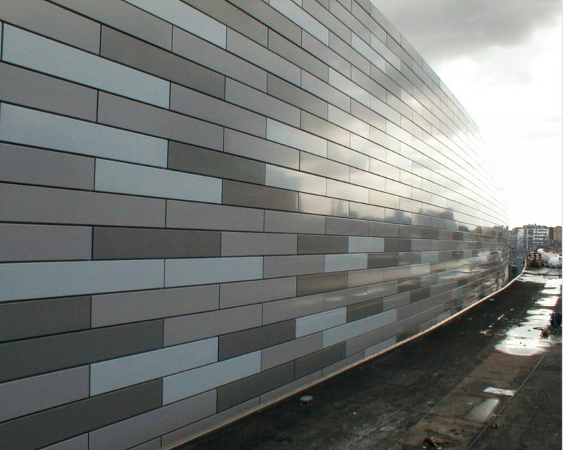 Wall covering saycom for Exterior wall covering materials
